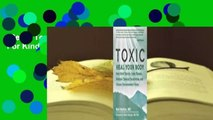 [Read] Toxic Patients  For Kindle