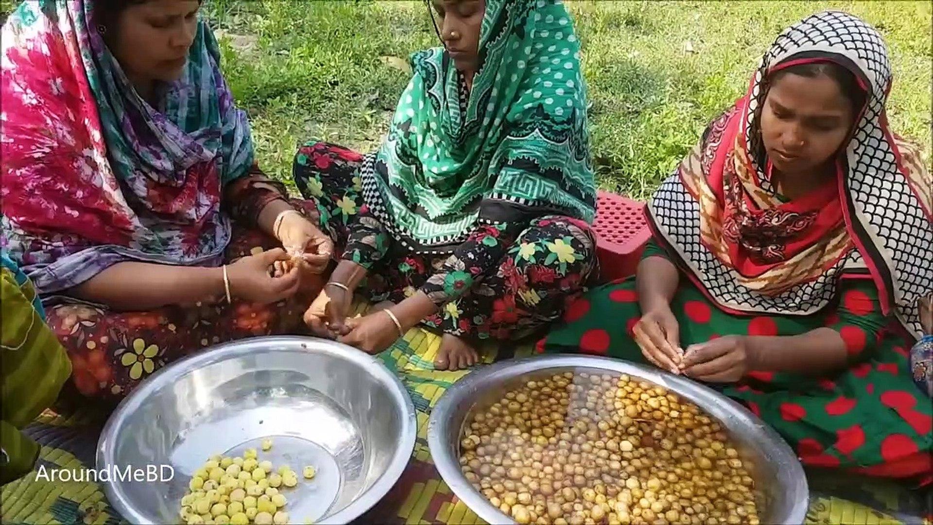 Did You Ever Eat Milk Shake Of Tiny Potato- Potato & Milk Mixed Sweet Prepared By Village Women
