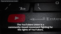 YouTubers Union Make Demands On Google For More Transparency