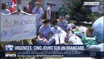 Urgences: à 72 ans, il est resté 5 jours sur un brancard au CHU de Saint-Étienne