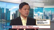 Singapore Is 'Quietly Confident' on Long-Term Outlook, Says Minister for Trade & Industry