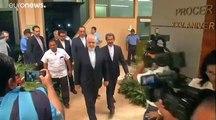 EUA aplicam sanções financeiras a chefe da diplomacia do Irão