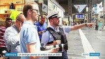 Allemagne : émotion après la mort d'un enfant, poussé sous un train