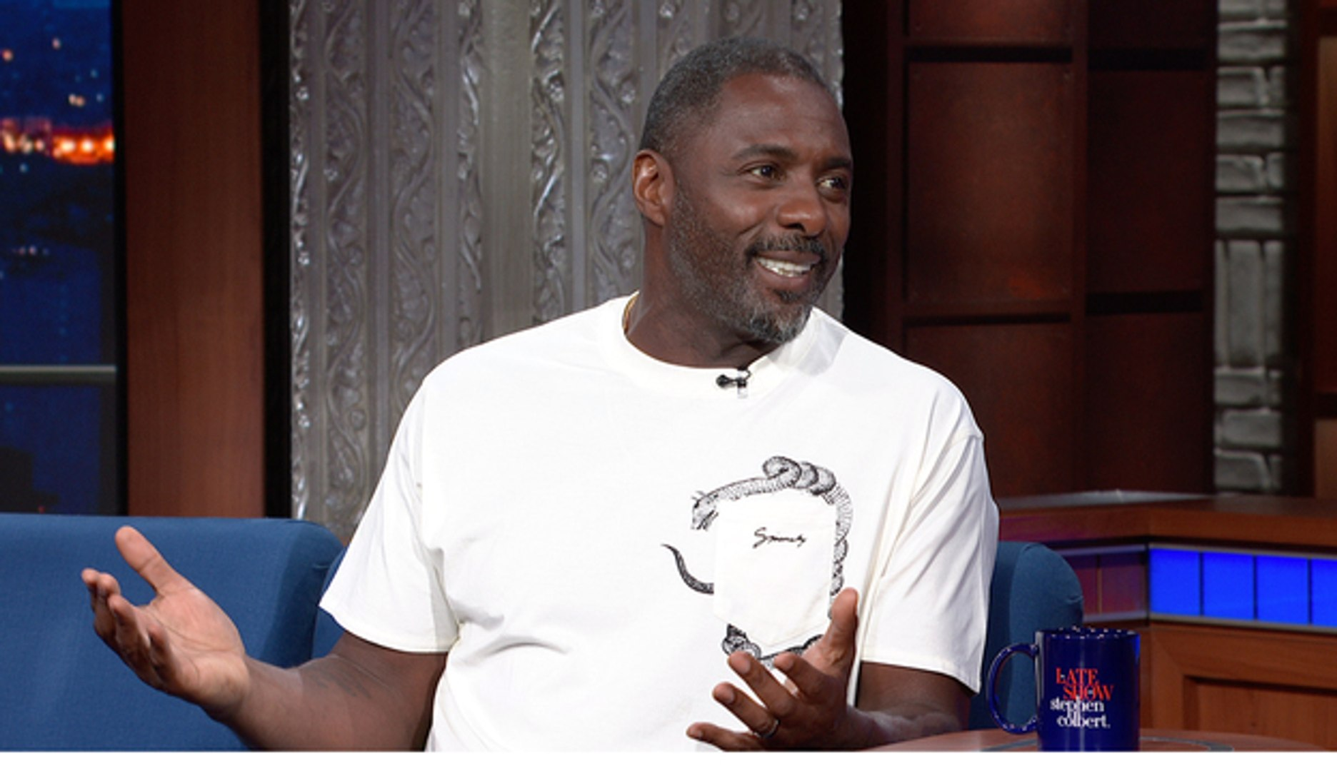 Idris Elba's 'Hobbs & Shaw' Co-Stars Teased Him For Doing 'Cats'