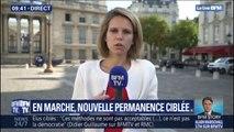 """Permanences prises pour cible: la porte-parole LaRem Marie Lebec estime qu'""""il faut des sanctions lorsque les députés portent plainte"""""""