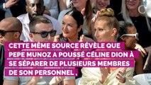 """Pepe Munoz mal vu par l'entourage de Céline Dion : """"Il l'isole..."""