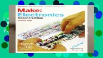 [READ] Make: Electronics: Learning Through Discovery (Make: Technology on Your Time)