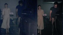 Alia Bhatt & Ranbir Kapoor spotted at Dharma Production's office; Check Out | FilmiBeat