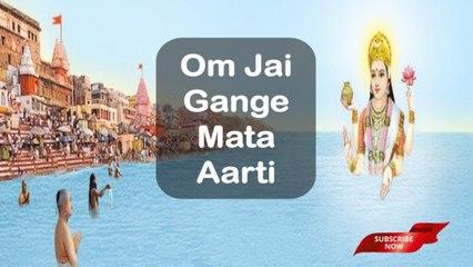 Shraddha Jain - Om Jai Gange Mata Aarti | Everyday Ganga Aarti at the banks of Holy River Ganga