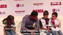 Récompensé par Marca, Ronaldo rappelle son amour pour Madrid