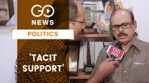 JDU Walk-Out Is A Help For Govt: Tariq Anwar