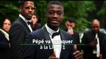 Arsenal - Pépé, un buteur qui va manquer à la Ligue 1