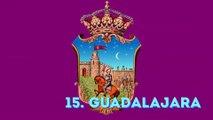 Las 15 ciudades con mejor seguridad vial de España