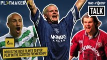 Two-Footed Talk | The Scottish Premiership's greatest ever player revealed