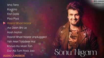 Sonu Nigam | Birthday Special | Audio Jukebox 2019 | Hindi Romantic Songs | Red Ribbon Musik