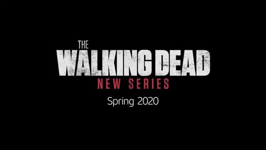 The Walking Dead - Teaser de la nueva serie
