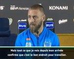 Boca Juniors - De Rossi : ''Je ne voulais pas que le feu s'éteigne''