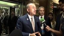 Bakan Çavuşoğlu Rus Medyasına Konuştu (İngilizce)