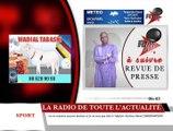 REVUE DES TITRES - PR : GEORGES DIOP - 30 JUILLET 2019