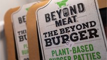 Beyond Meat Stock Ready To Plunge