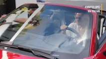 Jennifer Lopez drives for first time in 25 years after receiving birthday Porsche
