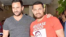 Saif Ali Khan & Aamir Khan to reunite for Neeraj Pandey film after 18 years ? | FilmiBeat