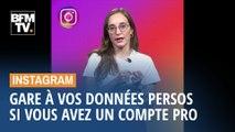 Instagram: ce à quoi vous vous exposez si vous avez un compte pro