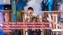 "Výhercom Fortnite World Cup Solo sa stal Kyle ""Bugha"" Giersdorf"