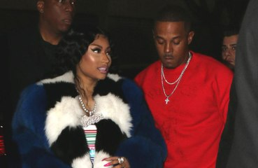 Nicki Minaj ve Kenneth Petty 'kısmen' evlendi!