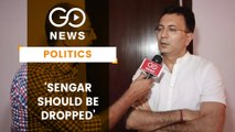 Congress Asks Why Sengar Not Yet Expelled?