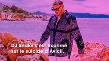 DJ Snake revient sur les raisons qui ont poussé Avicii au suicide