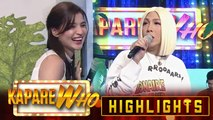 Vice Ganda refuses to share Ion Perez' bread with Anne Curtis | KapareWHO