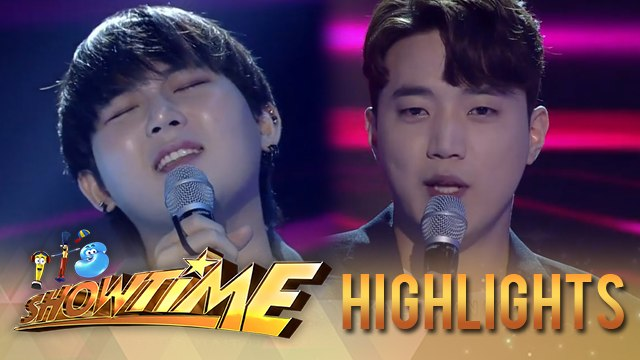 Ryan Bang and JinHo Bae perform OPM songs on It's Showtime | It's Showtime