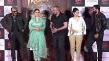 Sanjay Dutt's wife Sanjay Dutt talks on  Prasthanam's stars;Watch video | FilmiBeat