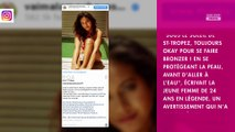 Vaimalama Chaves accusée de faire de la publicité, elle recadre un internaute