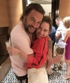 Emilia Clarke Reunites With Jason Momoa For Birthday Selfie
