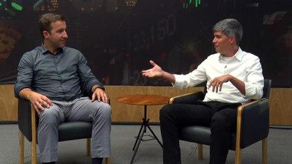 Programa Câmbio - entrevista com  Rafael Mellem