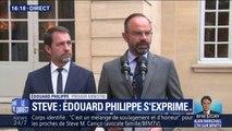 """Edouard Philippe assure """"vouloir rencontrer prochainement"""" les parents de Steve Maia Caniço"""