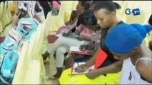 RTG/L'association Cœur des Femmes a but non lucratif a organisé une formation à l'endroit des jeunes filles mères désœuvrées