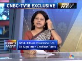 IRDA allows insurance companies to sign inter-creditor pacts