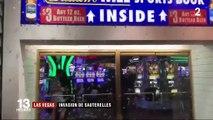 Des millions de sauterelles envahissent Las Vegas