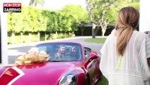 Jennifer Lopez dévoile sa fête d'anniversaire démesurée (Vidéo)