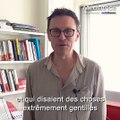 Hervé Gardette et les auditeurs
