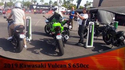 2019 Kawasaki Vulcan S 650 In Depth Review - Total Motorcycle Reviews!