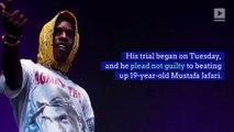 A$AP Rocky Pleads Not Guilty in Sweden Assault Trial