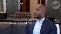 Patrice Evra explique pourquoi il a craqué face au supporter de l'OM