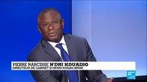 Le Dicab du président BÉDIÉ SUR FRANCE 24 après la rencontre BÉDIÉ-GBAGBO
