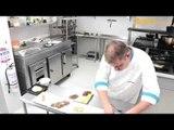 Reto al chef: Simon Buhler y la versión hipocalórica de la bandeja paisa