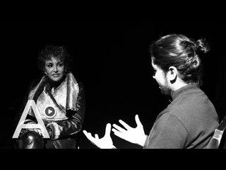 Conversación con Anamarta de Pizarro