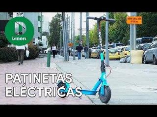 Cosmic Go: la primera 'startup' que alquila patinetas eléctricas en Colombia